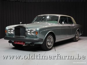 1976 Rolls Royce Cornische FHC '76 For Sale