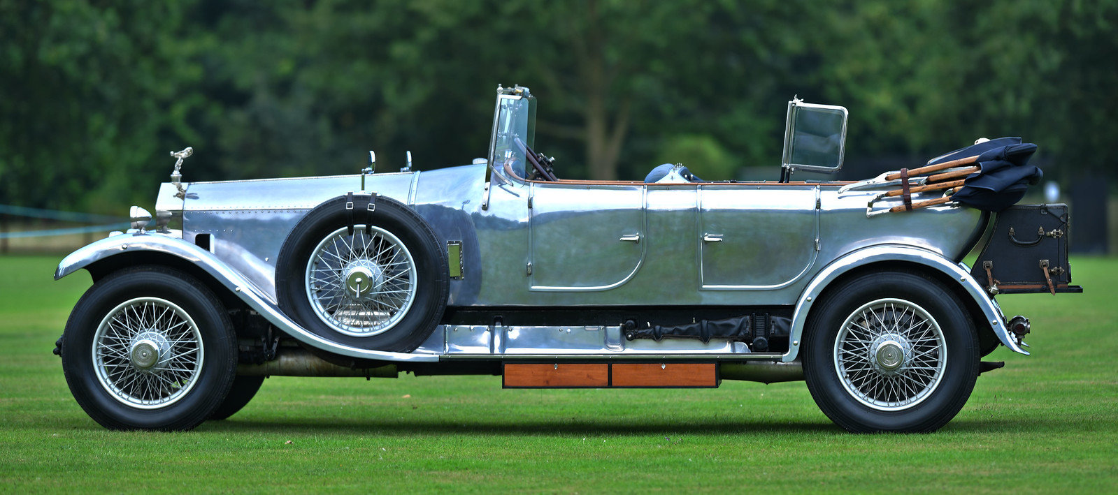 1925 Rolls Royce Silver Ghost  Barrel Sided tourer For Sale (picture 2 of 6)