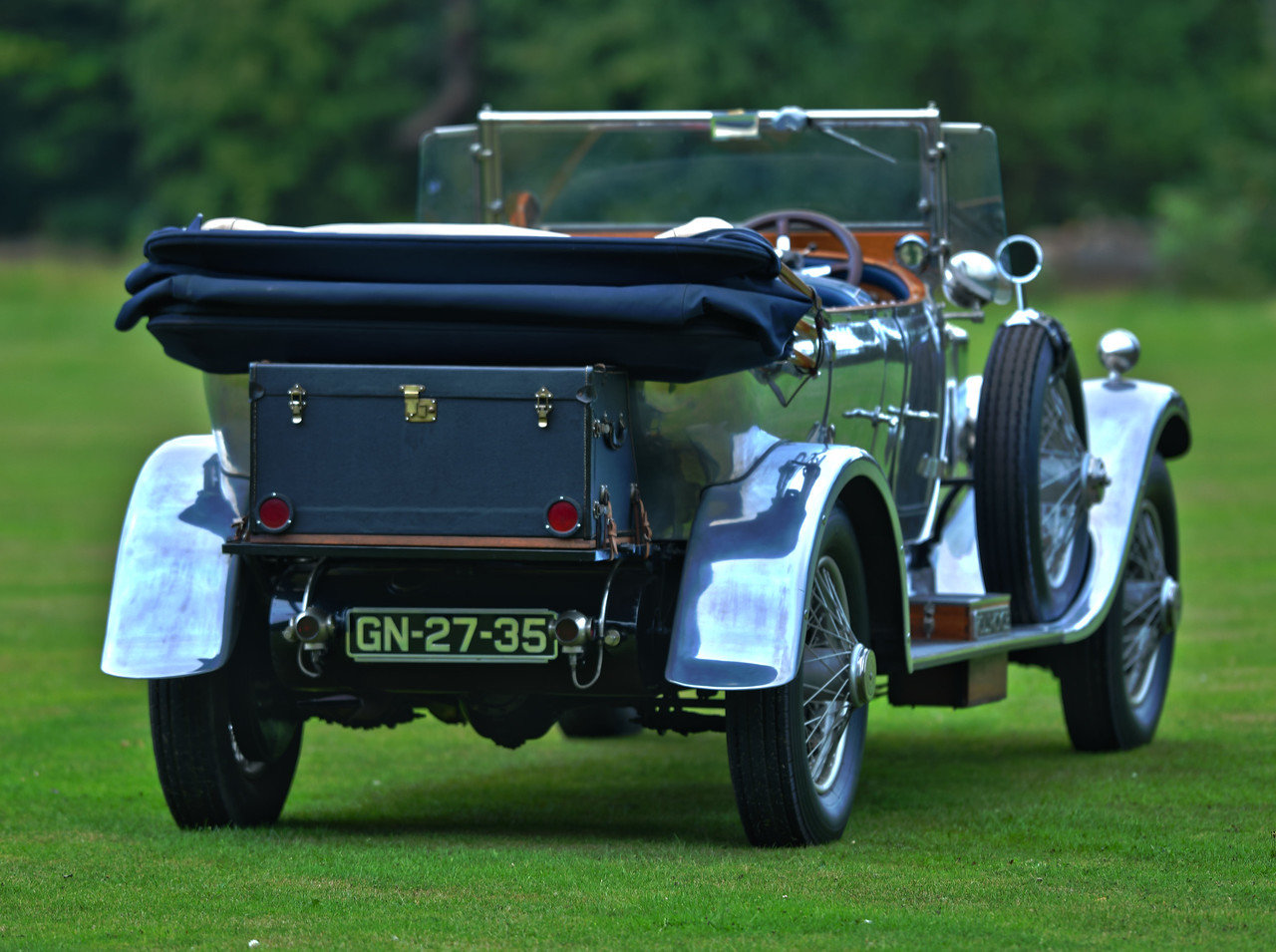 1925 Rolls Royce Silver Ghost  Barrel Sided tourer For Sale (picture 3 of 6)