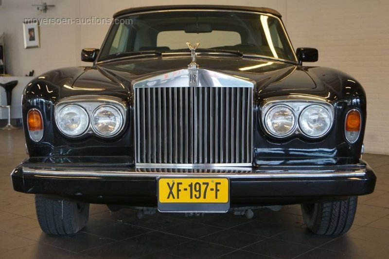 1987 ROLLS ROYCE Corniche II For Sale by Auction (picture 2 of 6)