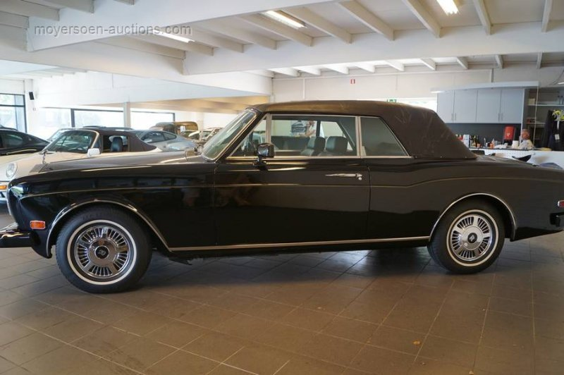 1987 ROLLS ROYCE Corniche II For Sale by Auction (picture 3 of 6)