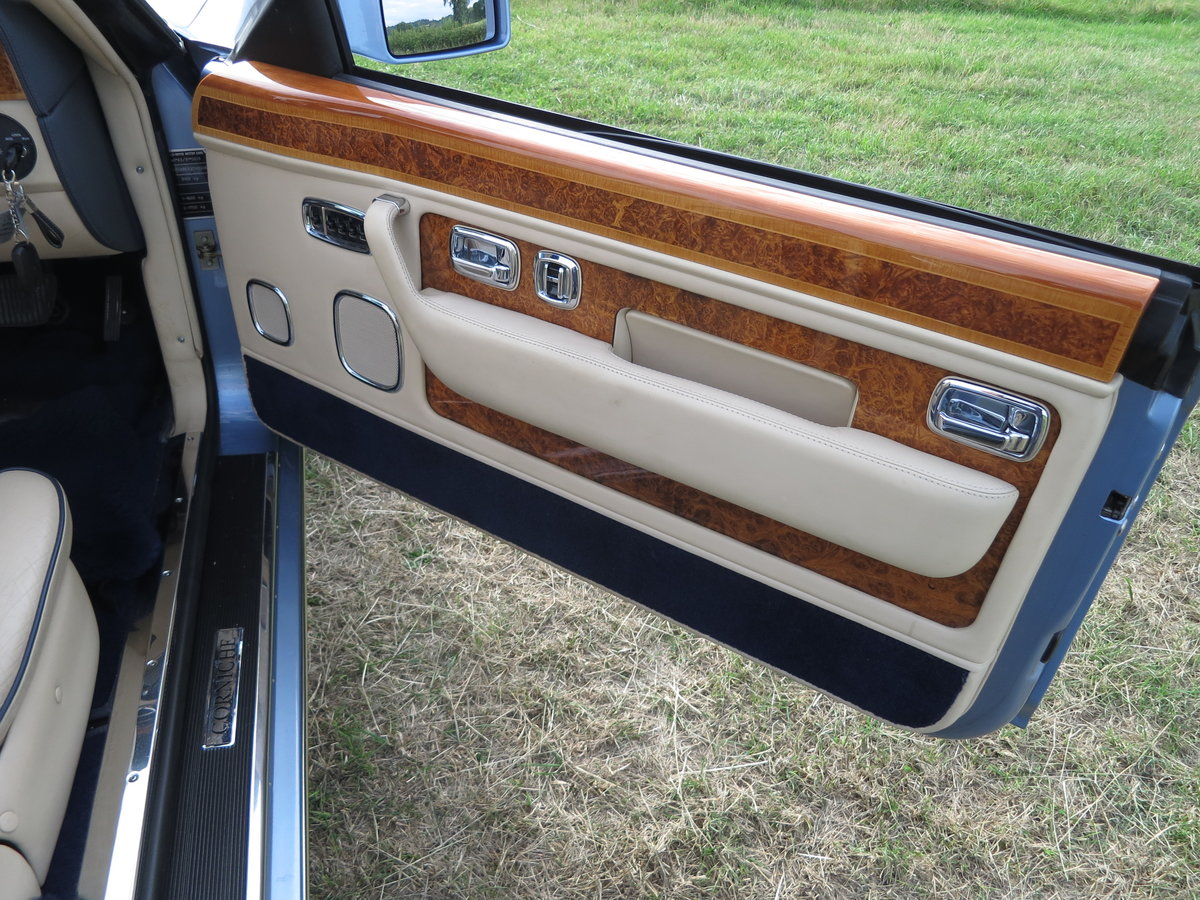 2002 Rolls-Royce Corniche Final series SOLD (picture 6 of 6)