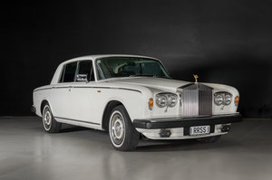LIVE AUCTION 1978 Rolls-Royce Silver Shadow II For Sale by Auction