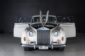 LIVE AUCTION 1956 Rolls-Royce Silver Cloud - S1 For Sale by Auction