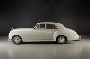 LIVE AUCTION 1957 Rolls-Royce Silver Cloud - S1 For Sale by Auction