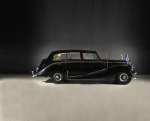 LIVE AUCTION 1958 Rolls-Royce Silver Wraith For Sale by Auction