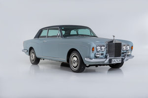 LIVE AUCTION 1973 Rolls-Royce Corniche Coupe For Sale by Auction