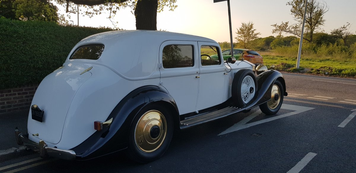 1930 Rolls Royce phantom 1,2 body For Sale (picture 2 of 6)