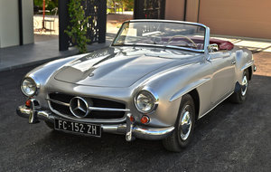 1958 Mercedes Benz 190SL For Sale