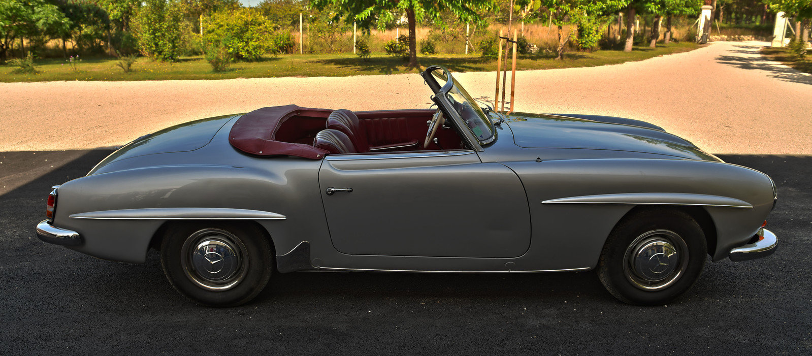 1958 Mercedes Benz 190SL For Sale (picture 3 of 6)