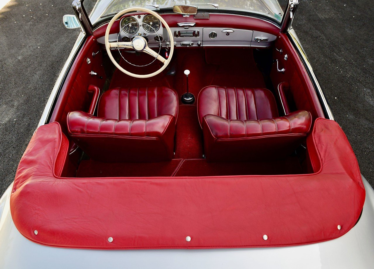 1958 Mercedes Benz 190SL For Sale (picture 4 of 6)