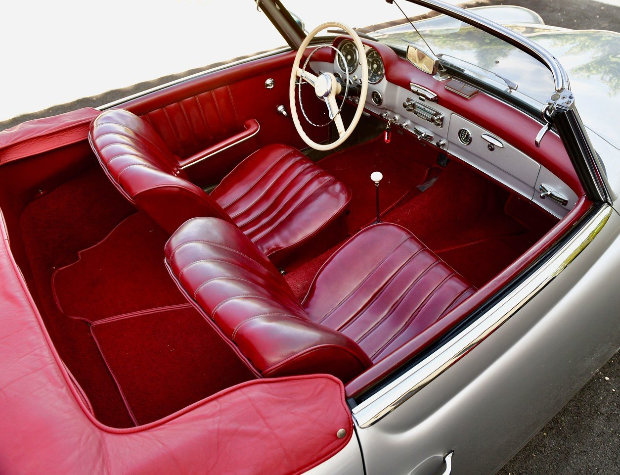 1958 Mercedes Benz 190SL For Sale (picture 5 of 6)