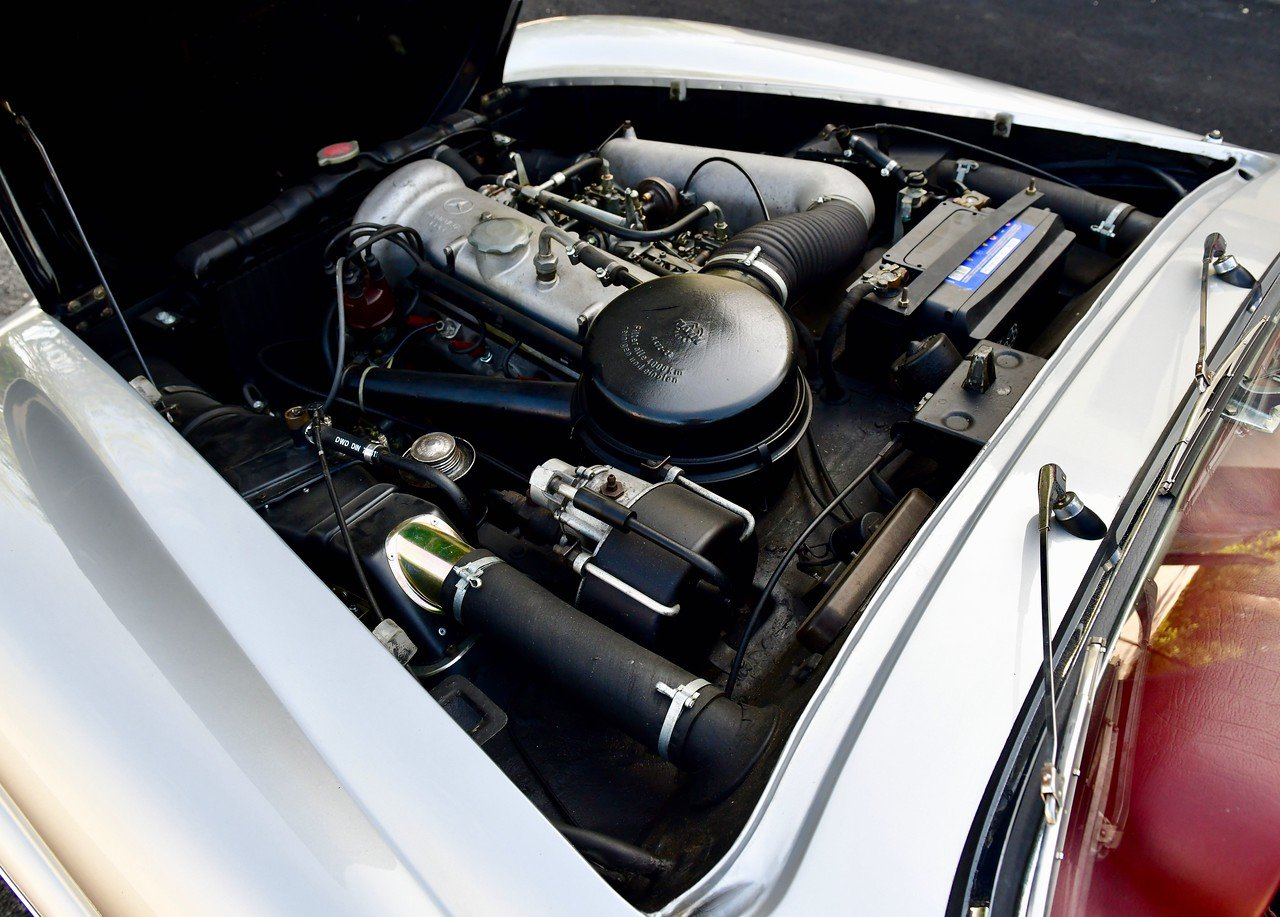 1958 Mercedes Benz 190SL For Sale (picture 6 of 6)