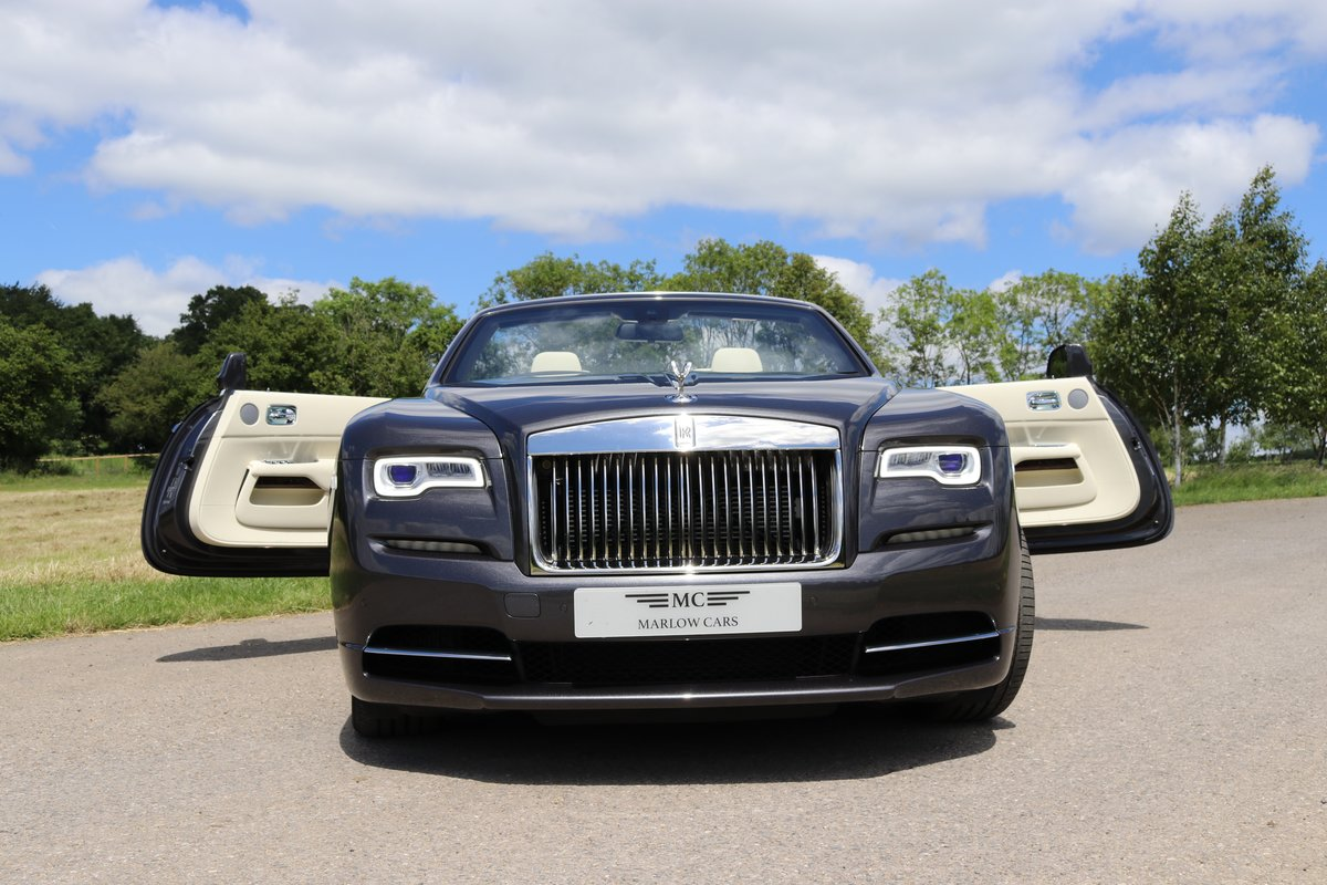 2016 ROLLS-ROYCE DAWN For Sale (picture 4 of 6)
