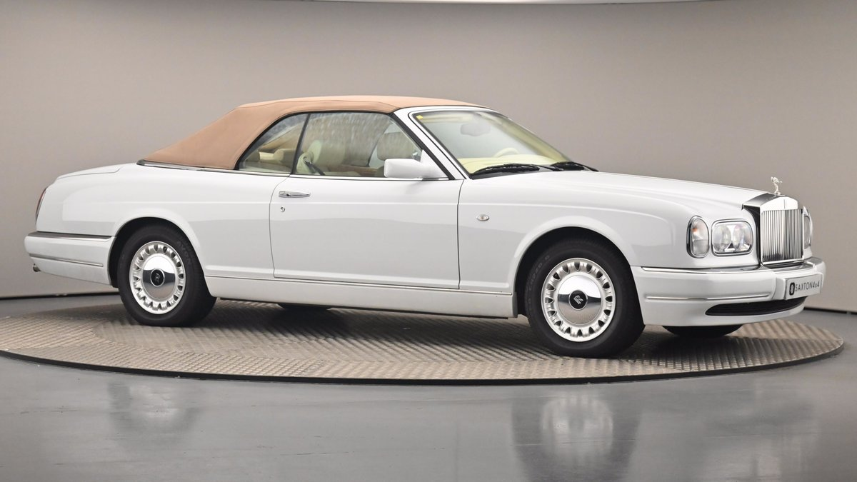 2001 Rolls Royce Corniche Convertible LHD For Sale (picture 1 of 6)