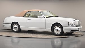 2001 Rolls Royce Corniche Convertible LHD For Sale