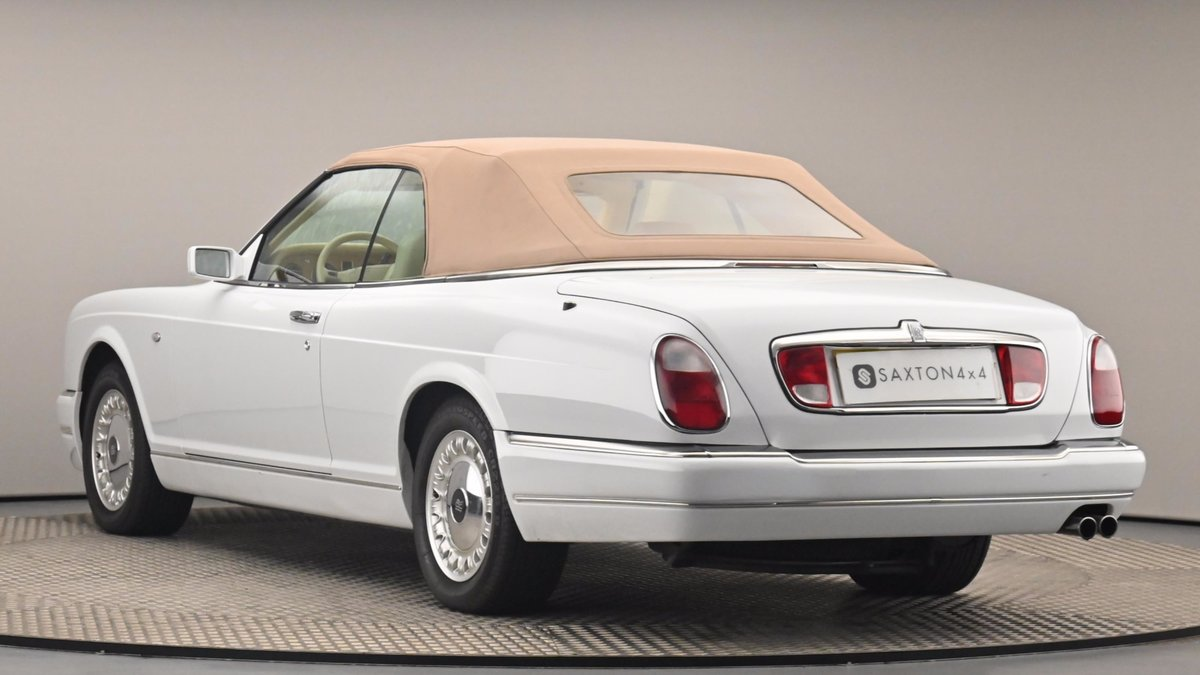 2001 Rolls Royce Corniche Convertible LHD For Sale (picture 4 of 6)