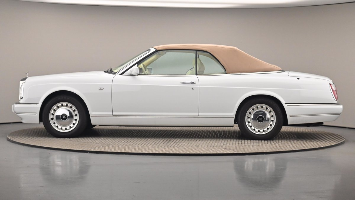 2001 Rolls Royce Corniche Convertible LHD For Sale (picture 5 of 6)