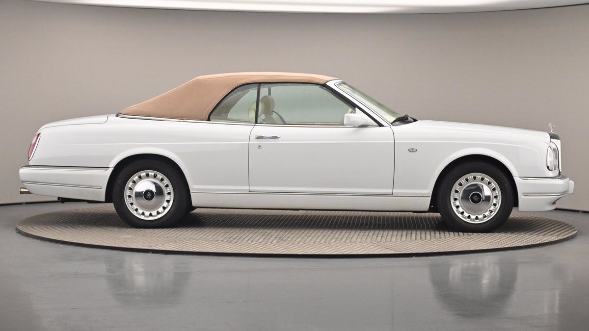 2001 Rolls Royce Corniche Convertible LHD For Sale (picture 6 of 6)