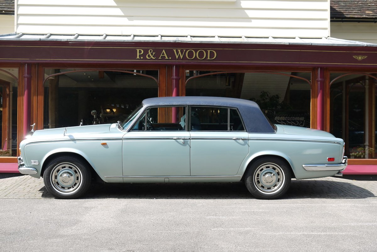 Rolls-Royce Silver Shadow. April 1977 For Sale (picture 2 of 4)