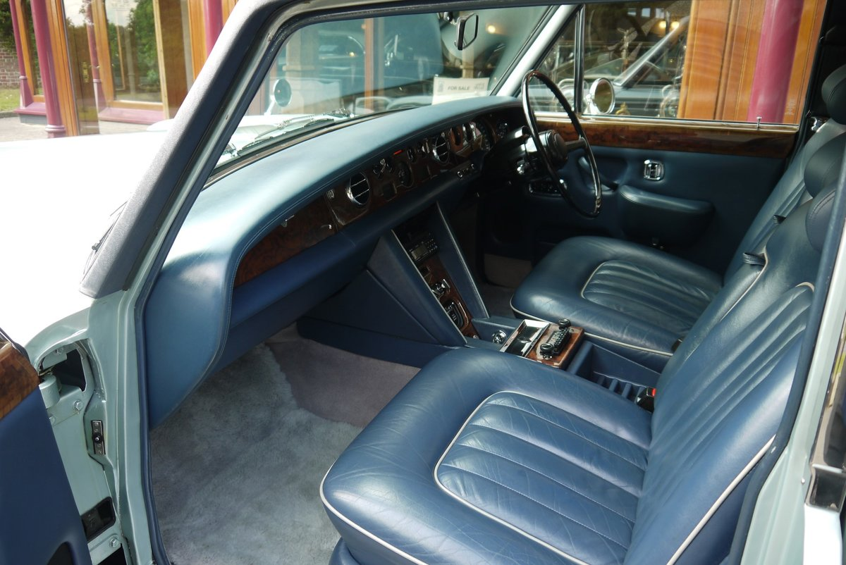 Rolls-Royce Silver Shadow. April 1977 For Sale (picture 3 of 4)