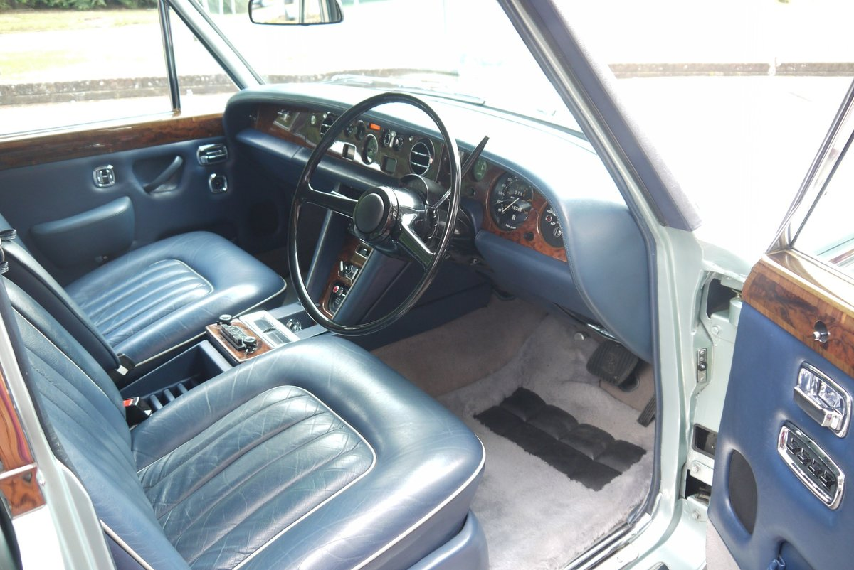 Rolls-Royce Silver Shadow. April 1977 For Sale (picture 4 of 4)