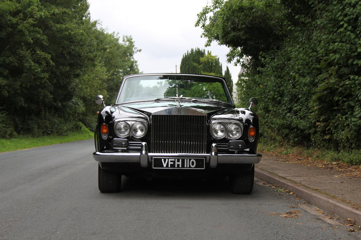 1970 Rolls Royce MPW Convertible - Low miles, ex Pinewood studios SOLD (picture 2 of 20)
