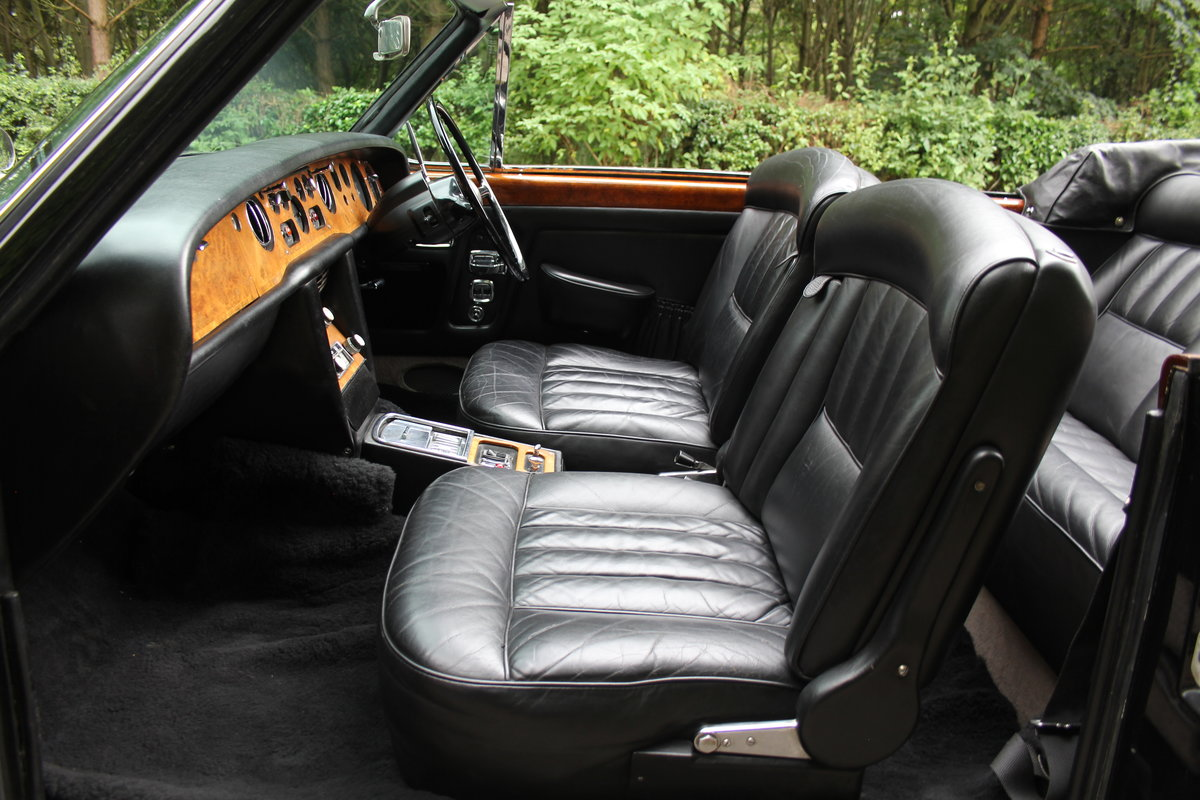 1970 Rolls Royce MPW Convertible - Low miles, ex Pinewood studios SOLD (picture 10 of 20)