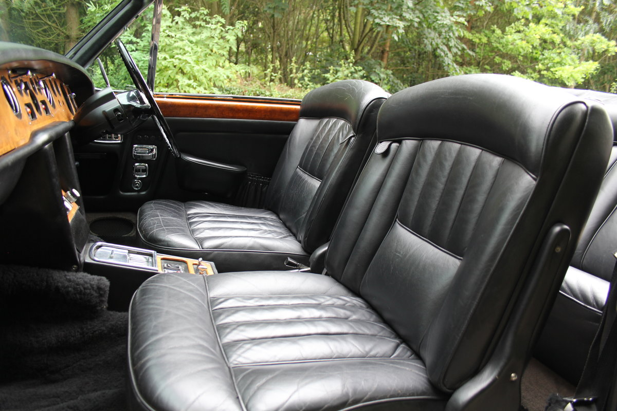 1970 Rolls Royce MPW Convertible - Low miles, ex Pinewood studios SOLD (picture 11 of 20)