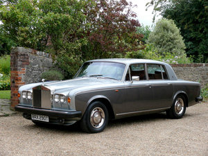 1979 Rolls-Royce Silver Shadow II For Sale