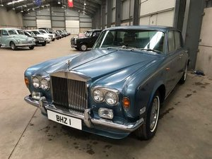 Picture of 1976 Rolls Royce Silver Shadow II at Morris Leslie Auction  SOLD by Auction