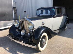 1939 Rolls-Royce Wraith Limousine Serial No. WMB52