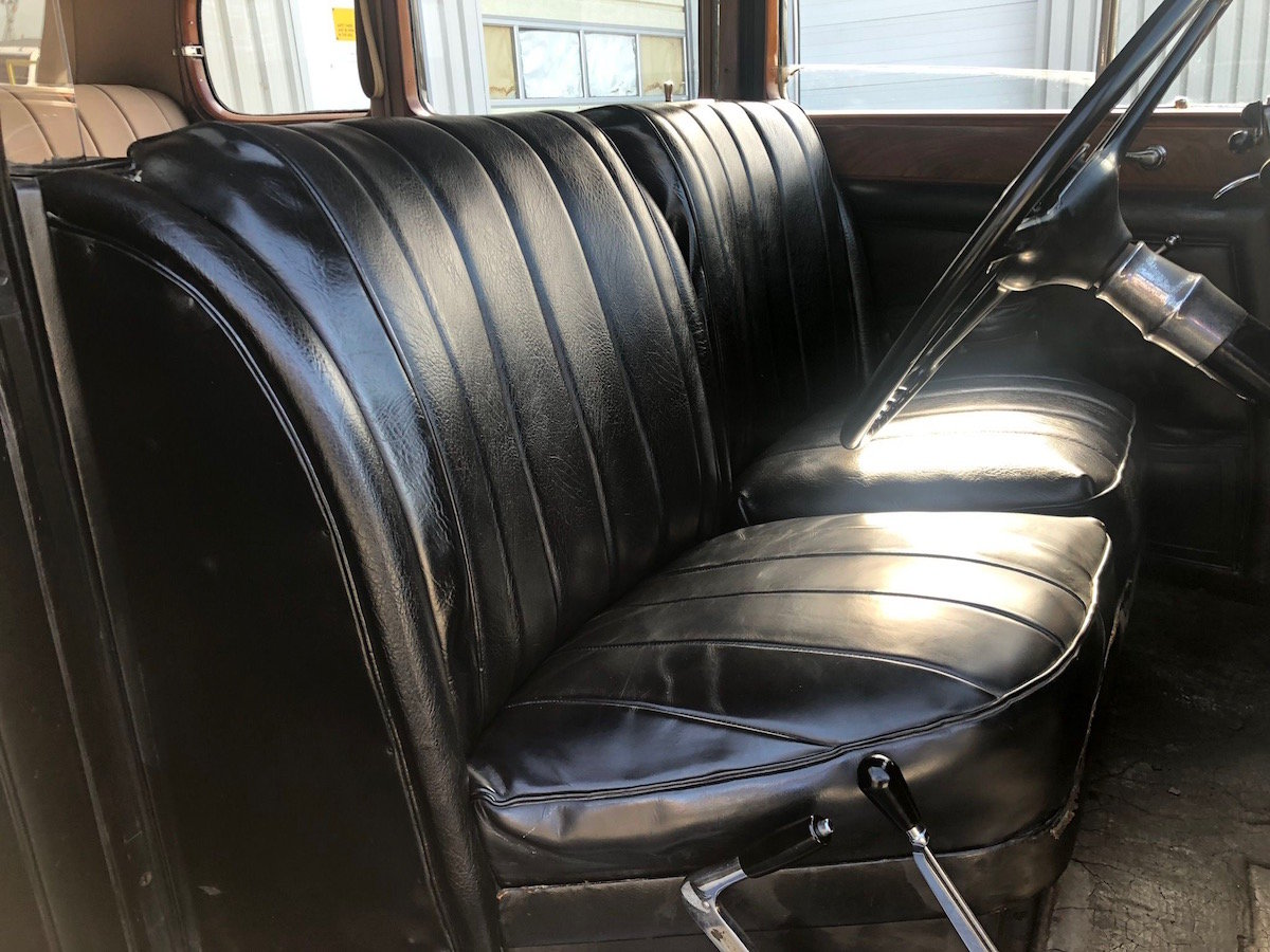 1939 Rolls-Royce Wraith Limousine Serial No. WMB52 For Sale (picture 5 of 6)