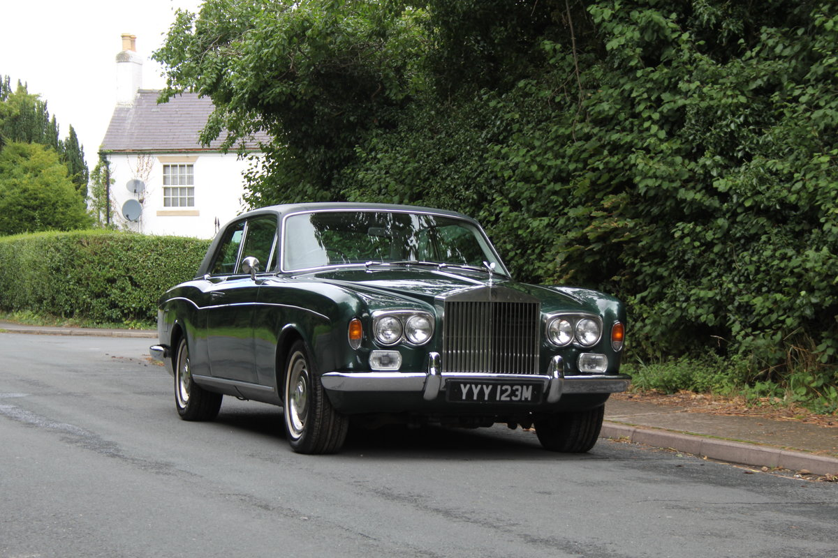 1974 Rolls Royce Corniche FHC SOLD (picture 1 of 20)
