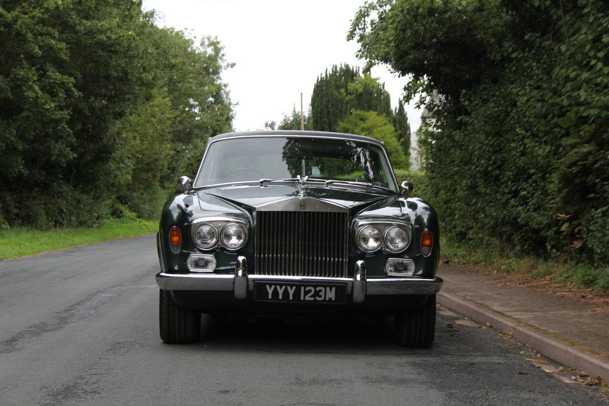 1974 Rolls Royce Corniche FHC SOLD (picture 2 of 20)