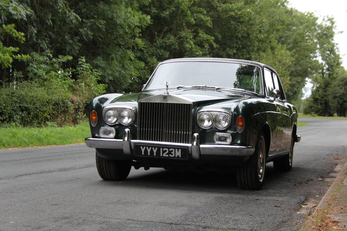 1974 Rolls Royce Corniche FHC SOLD (picture 3 of 20)