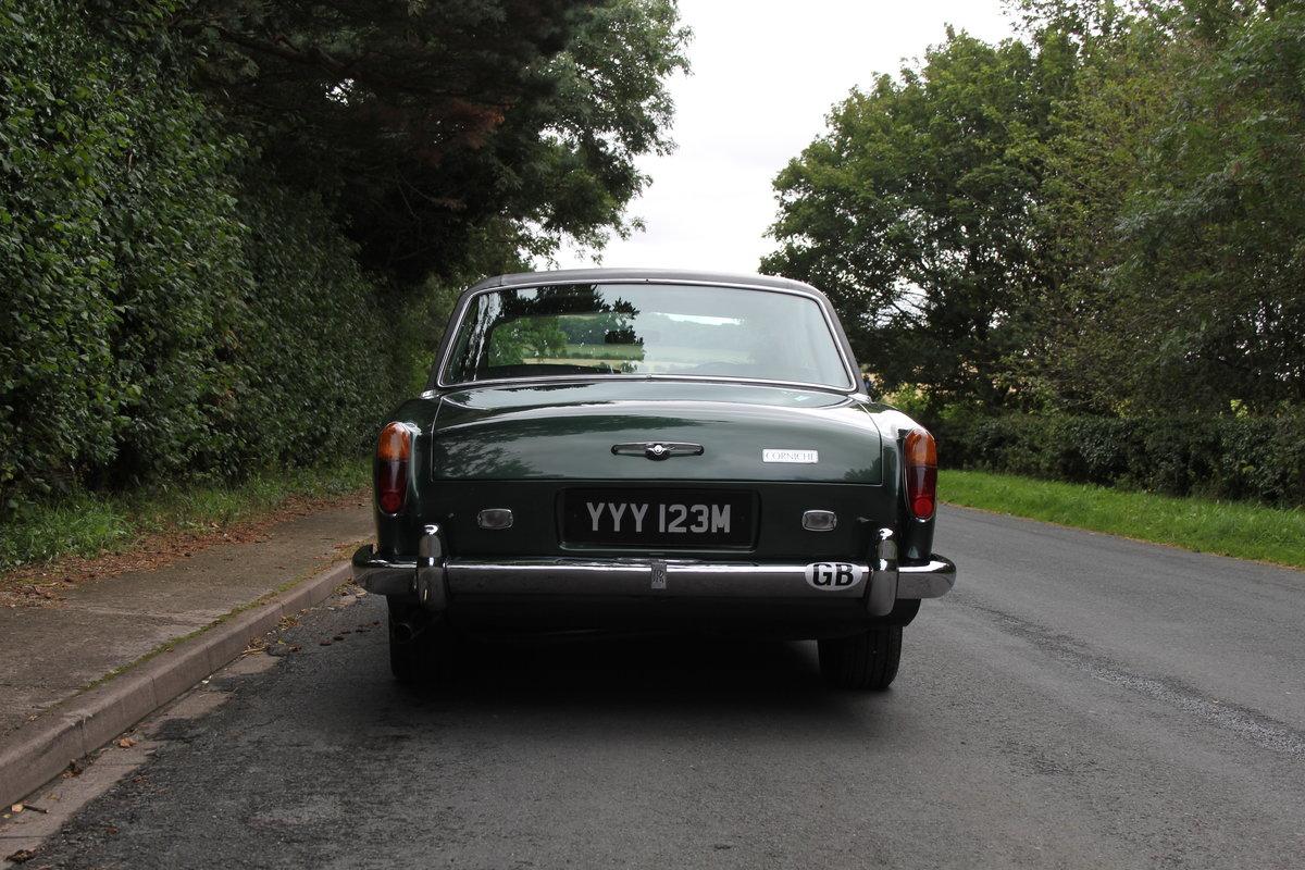1974 Rolls Royce Corniche FHC SOLD (picture 5 of 20)