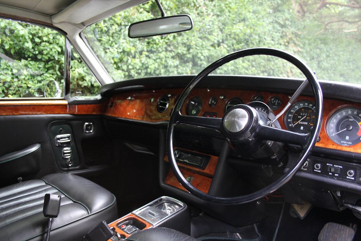 1974 Rolls Royce Corniche FHC SOLD (picture 7 of 20)