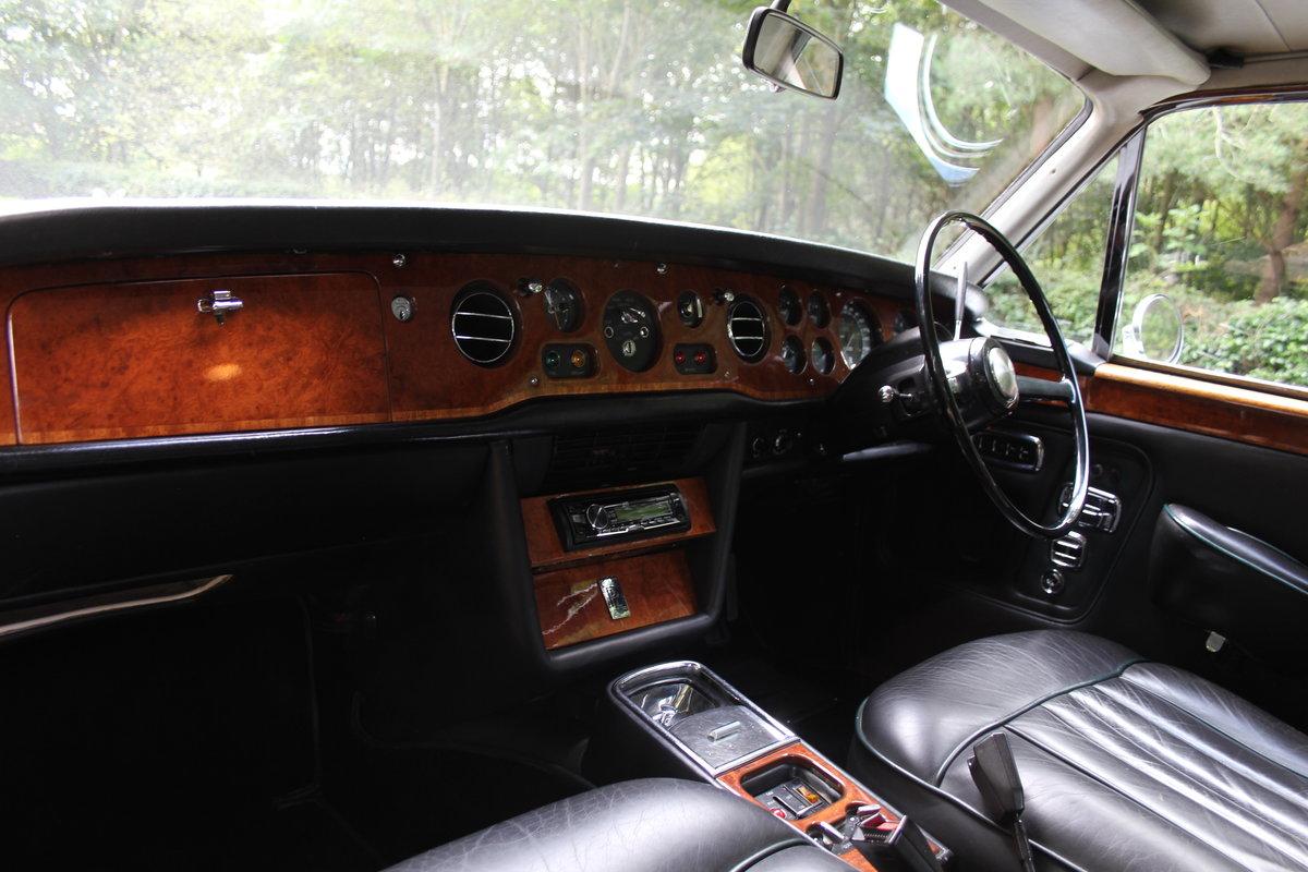 1974 Rolls Royce Corniche FHC SOLD (picture 10 of 20)