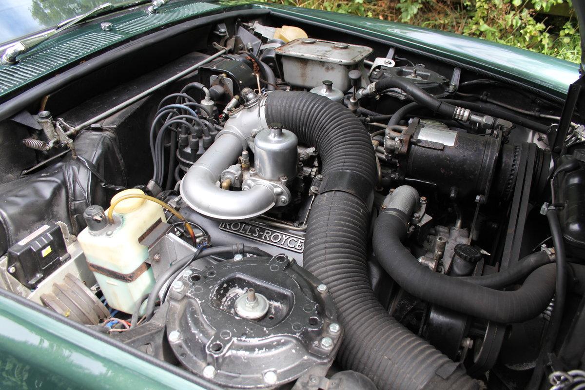 1974 Rolls Royce Corniche FHC SOLD (picture 16 of 20)