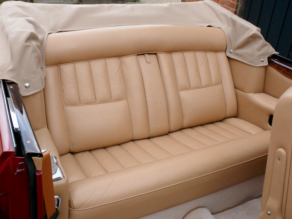 1972 Rolls-Royce Corniche Convertible For Sale (picture 6 of 6)