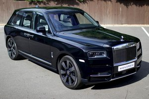 2019/19 Rolls Royce Cullinan For Sale