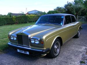 1978 Rolls-Royce Corniche FHC