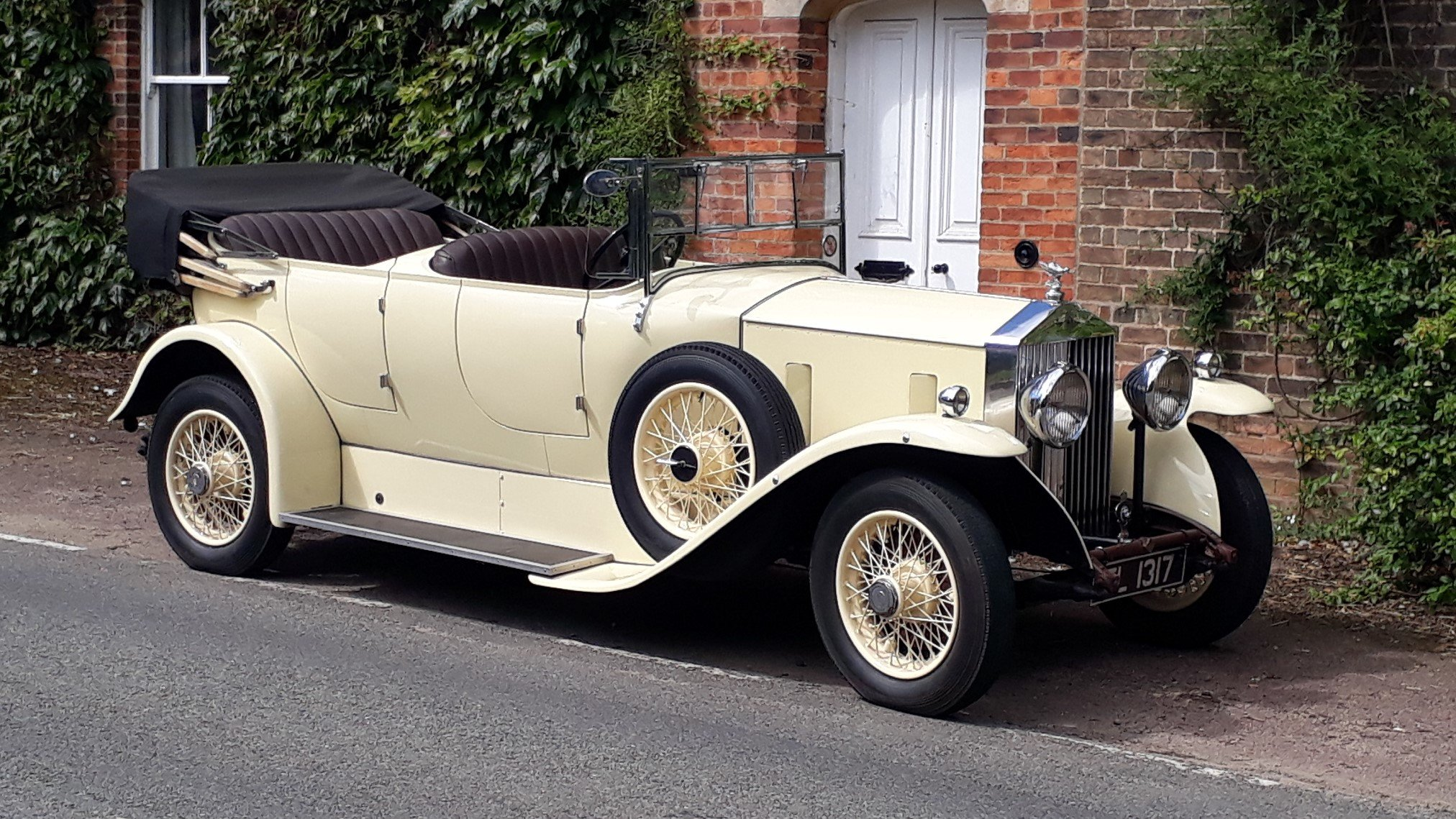 Rolls-Royce 20/25 Barrel Sided Tourer 1934 Concours Rebuild For Sale (picture 1 of 6)