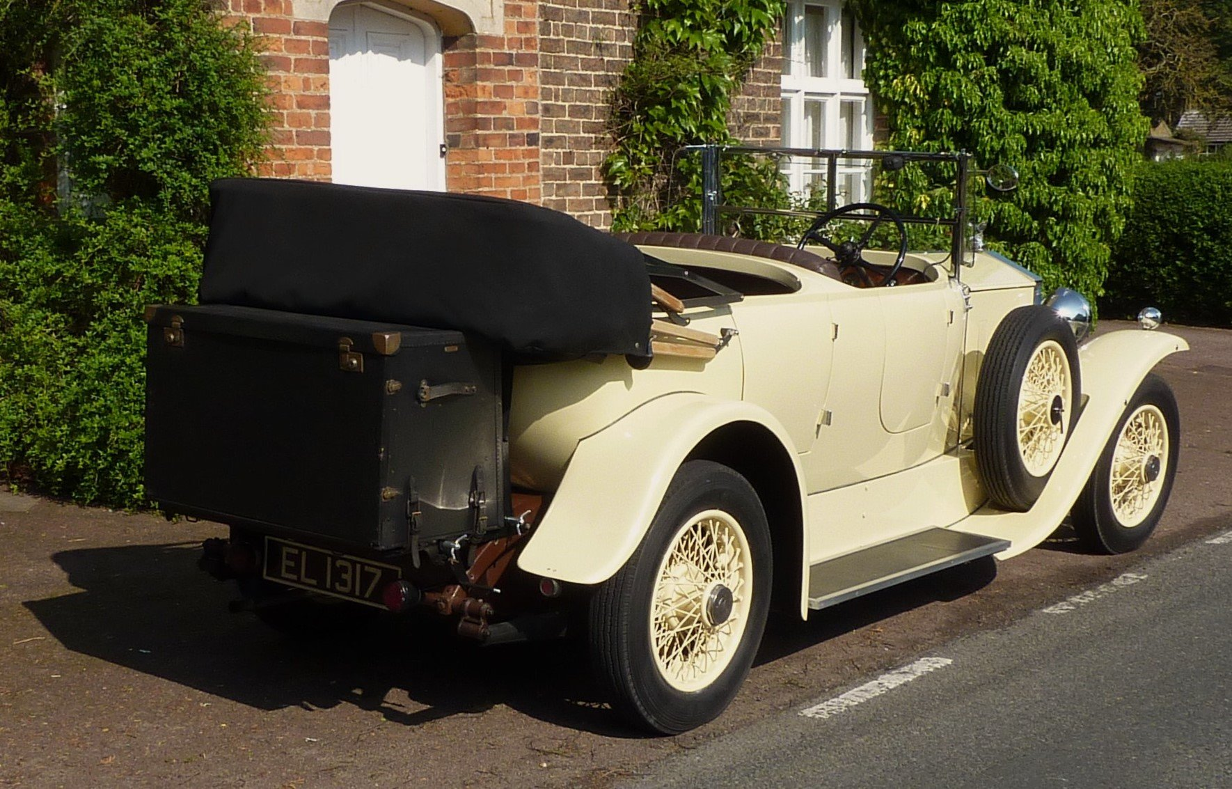 Rolls-Royce 20/25 Barrel Sided Tourer 1934 Concours Rebuild SOLD (picture 3 of 6)