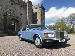 1987 Rolls-Royce silver spirit good condition For Sale