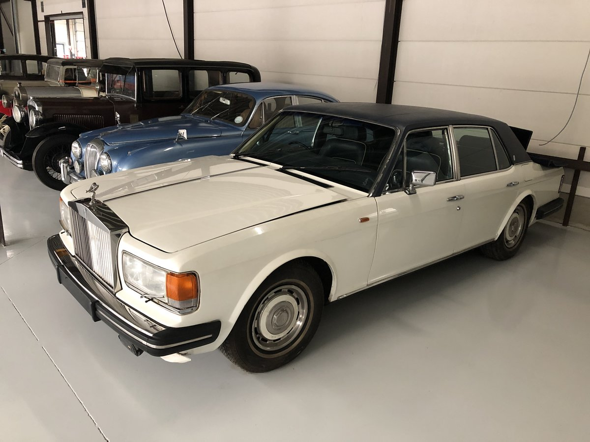 1983 Rolls Royce Silver Spur For Sale (picture 2 of 6)