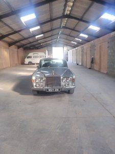 1974 Roll Royce Silver Shadow 1 For Sale