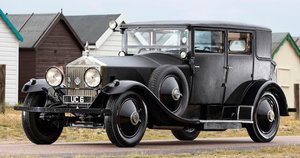 1927 40/50HP PHANTOM I SALOON For Sale by Auction