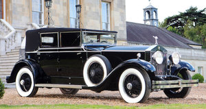 1929 ROLLS-ROYCE PHANTOM I NEWMARKET TOURER For Sale by Auction